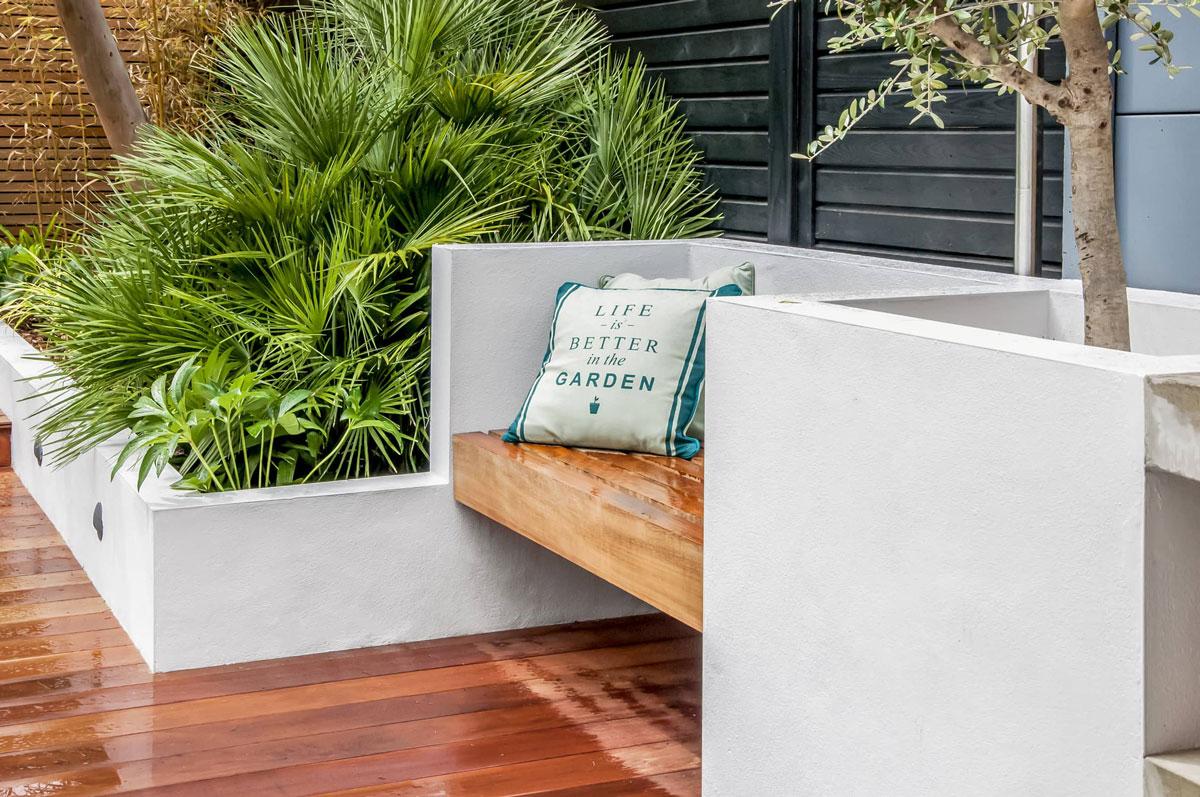 Highgate Garden Decking Installation 17 min