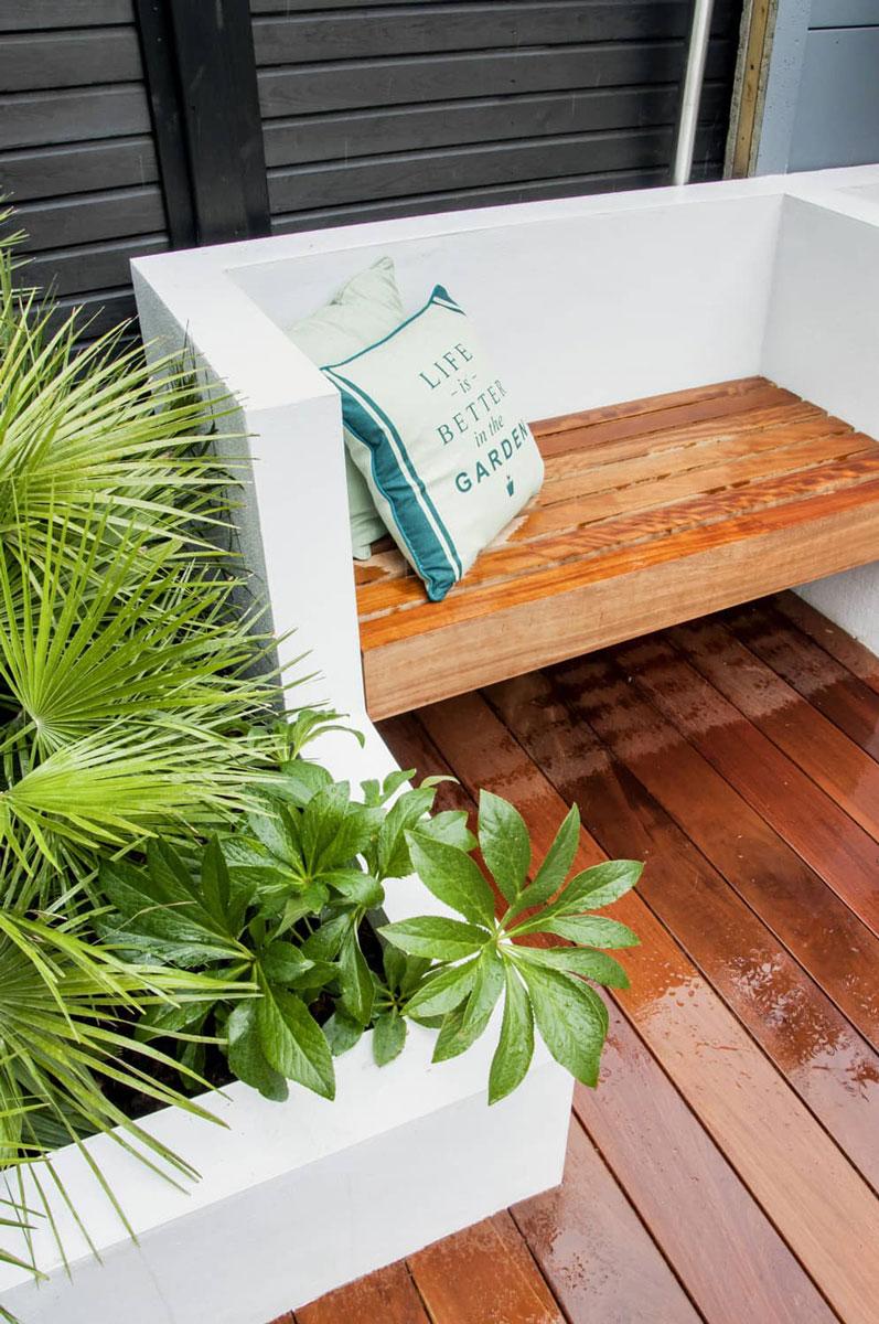 Highgate Garden Decking Installation 21 min