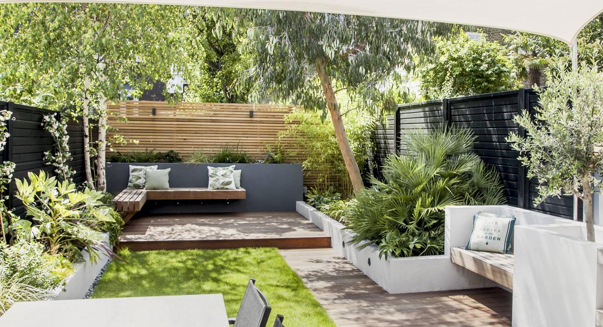 Highgate Garden Decking Installation 30 min