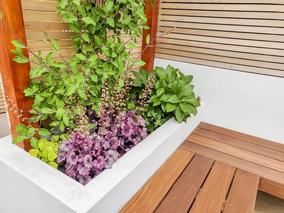 Highgate Garden Decking Installation 6 min