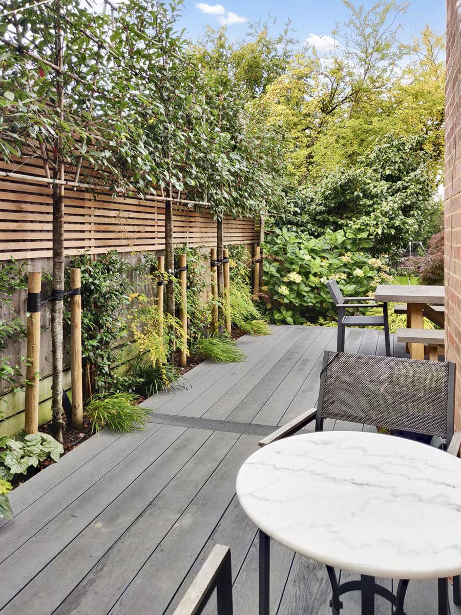 Whetstone Garden Decking Installation 10 min